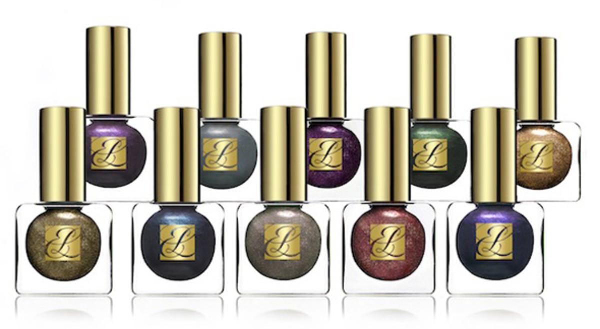 Estee Lauder Pure Color Nail Lacquers by Tom Pecheux