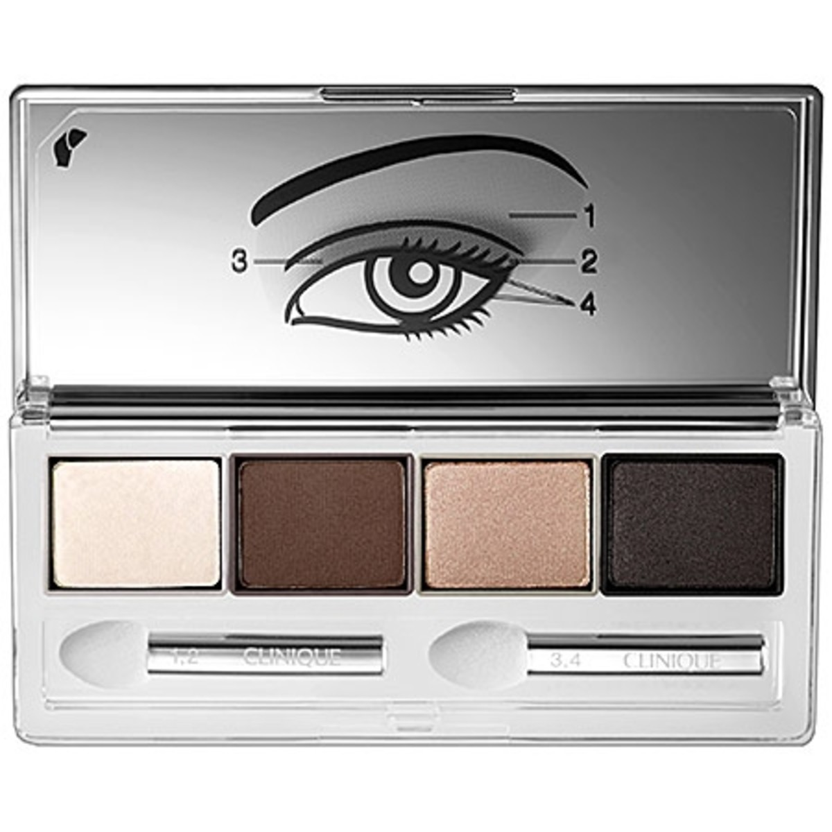 Clinique All About Shadow Quad Jenna's Essentials
