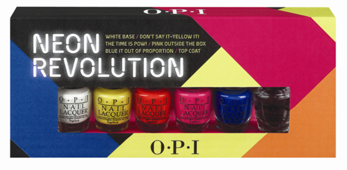 OPI Neon Revolution Set