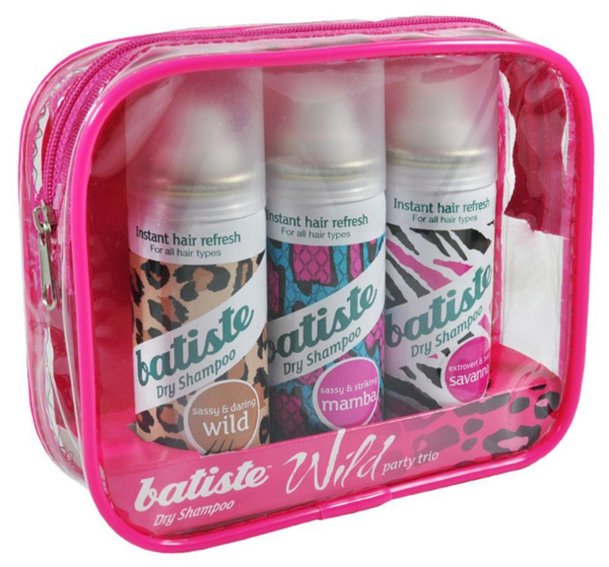 Batiste Mini Dry Shampoo Trio