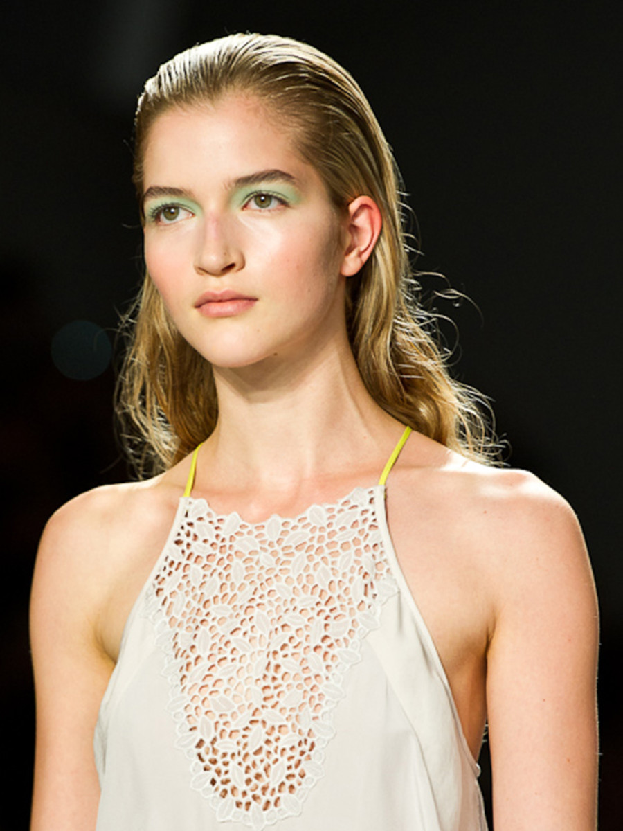 Rebecca Taylor - Spring 2012 hair