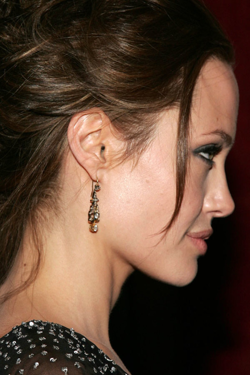 Angelina Jolie, The Good Shepherd premiere, 2006