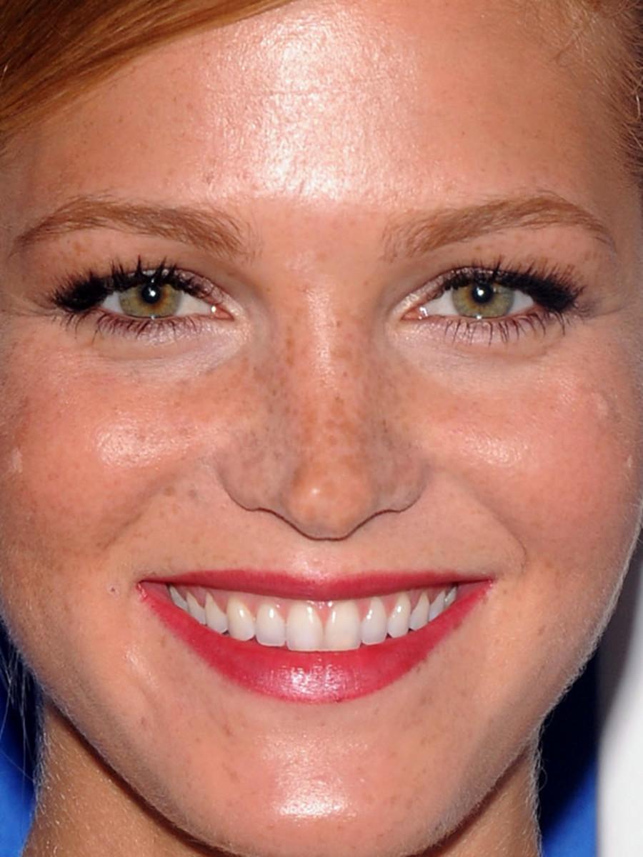 Erin Heatherton - Grown Ups 2 premiere, New York, July 2013 - close-up