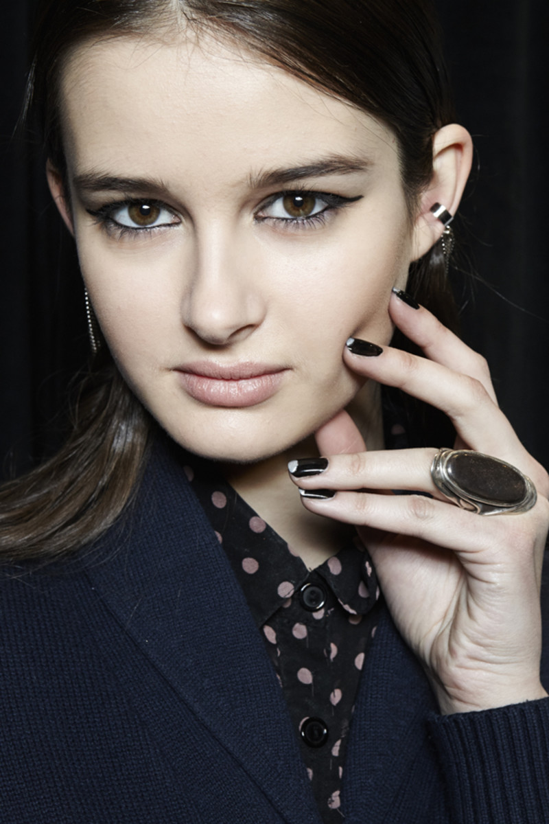 Maybelline New York - Mara Hoffman Fall 2013 makeup