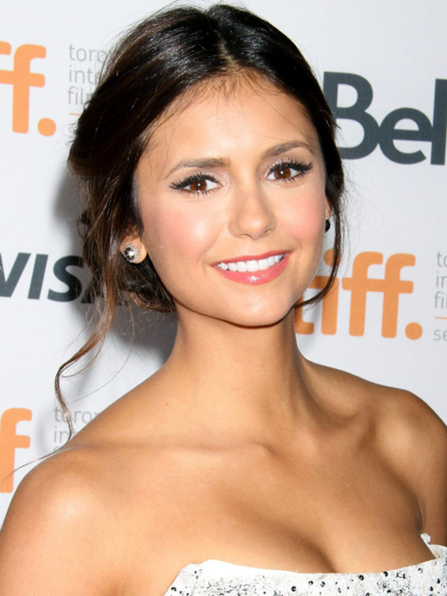 Nina Dobrev - The Perks of Being a Wallflower premiere, TIFF 2012