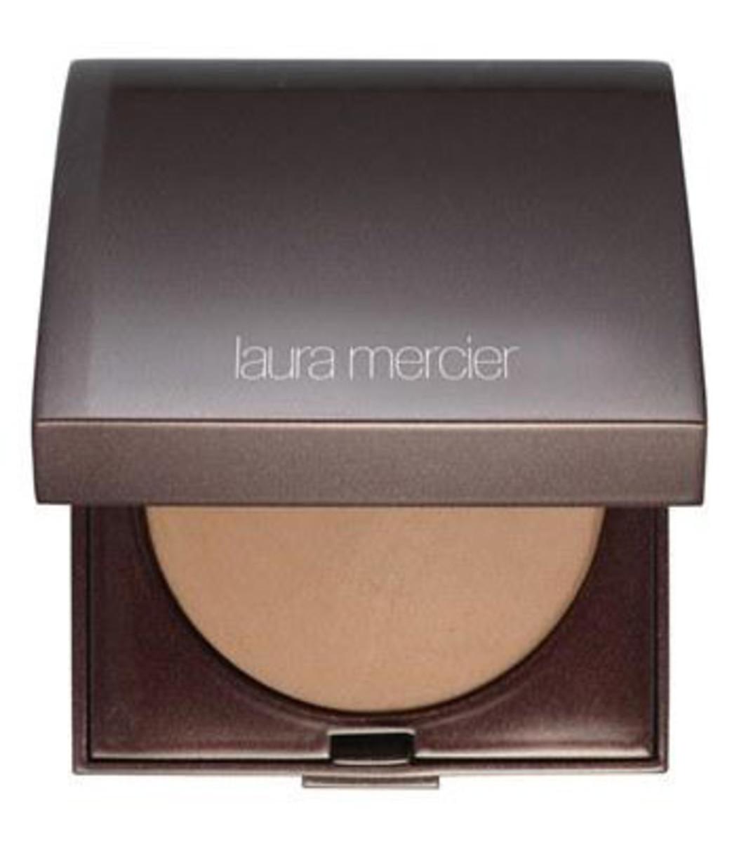 Laura Mercier Matte Radiance Baked Powder in Bronze 2