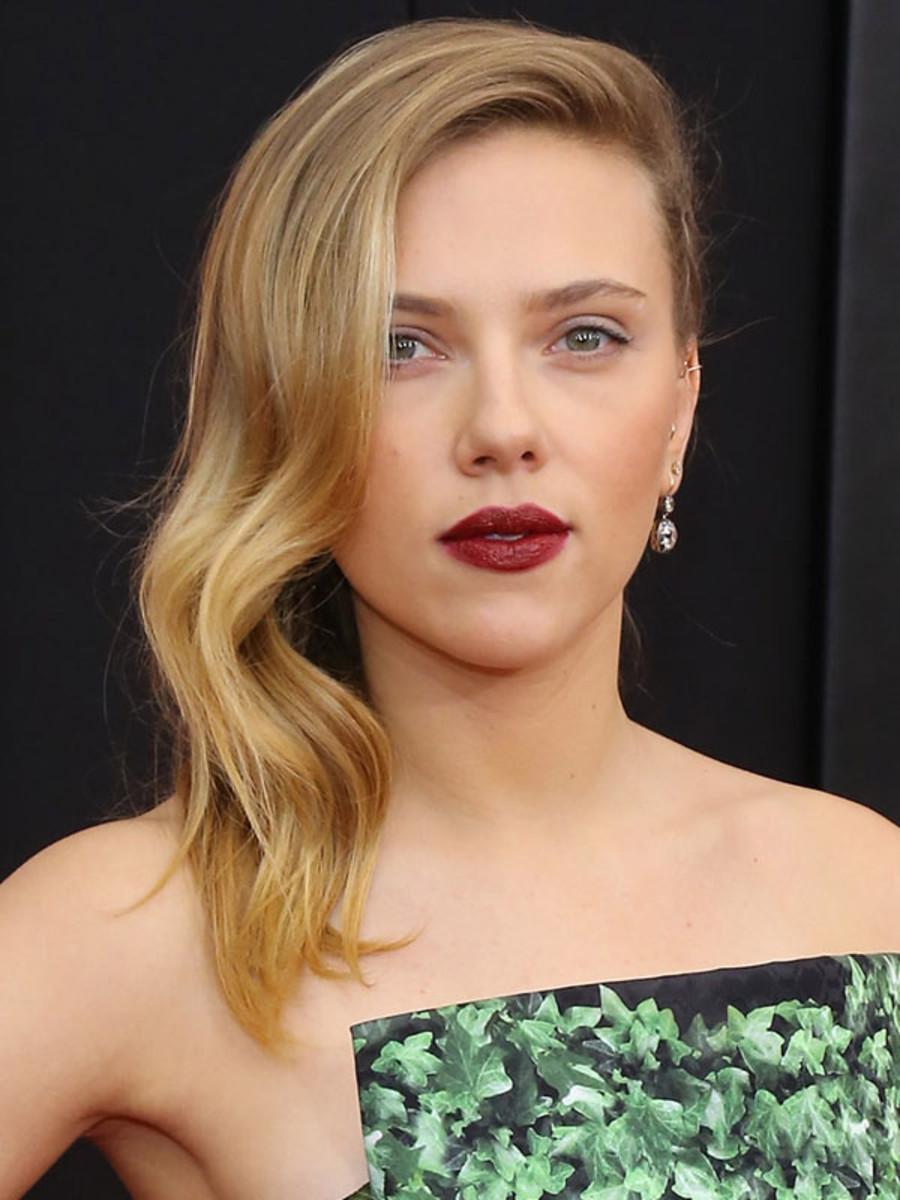 Scarlett Johansson - Hitchcock premiere 2012