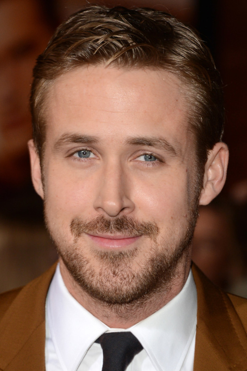 Ryan Gosling, Gangster Squad premiere, 2013