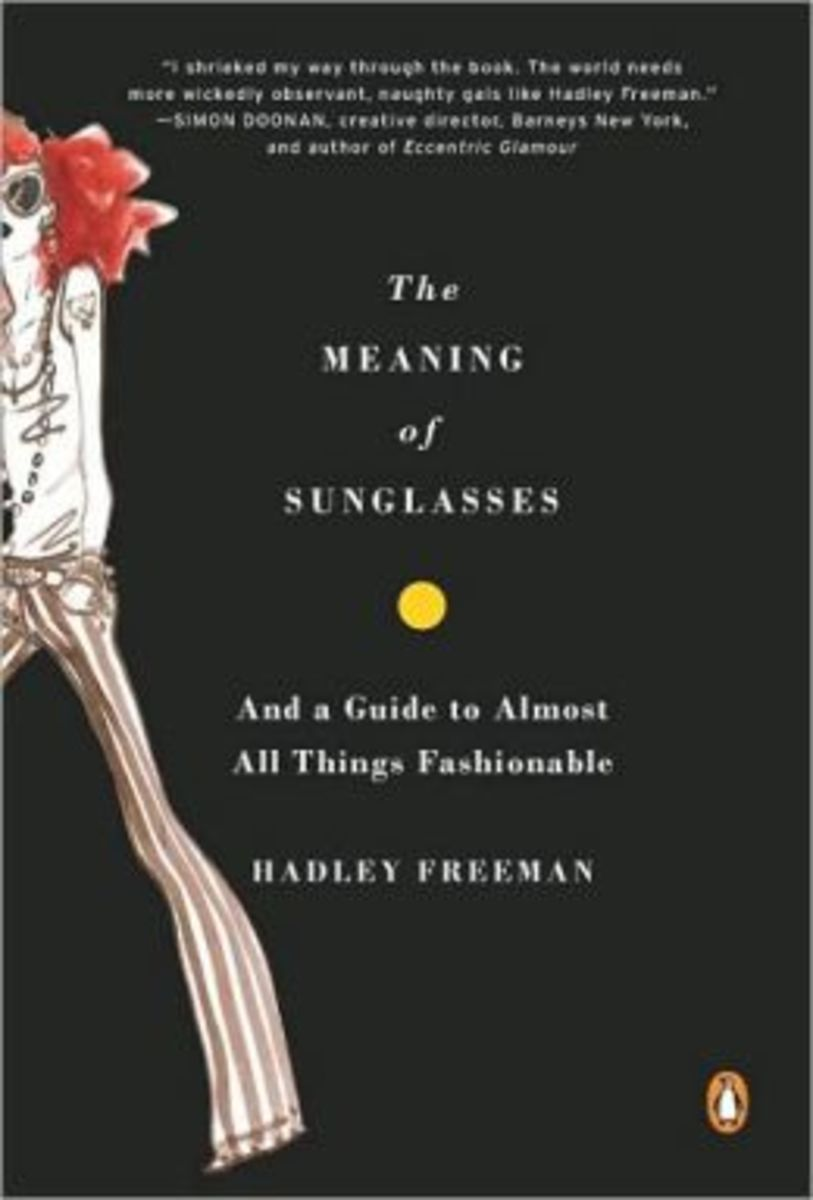 The Meaning of Sunglasses