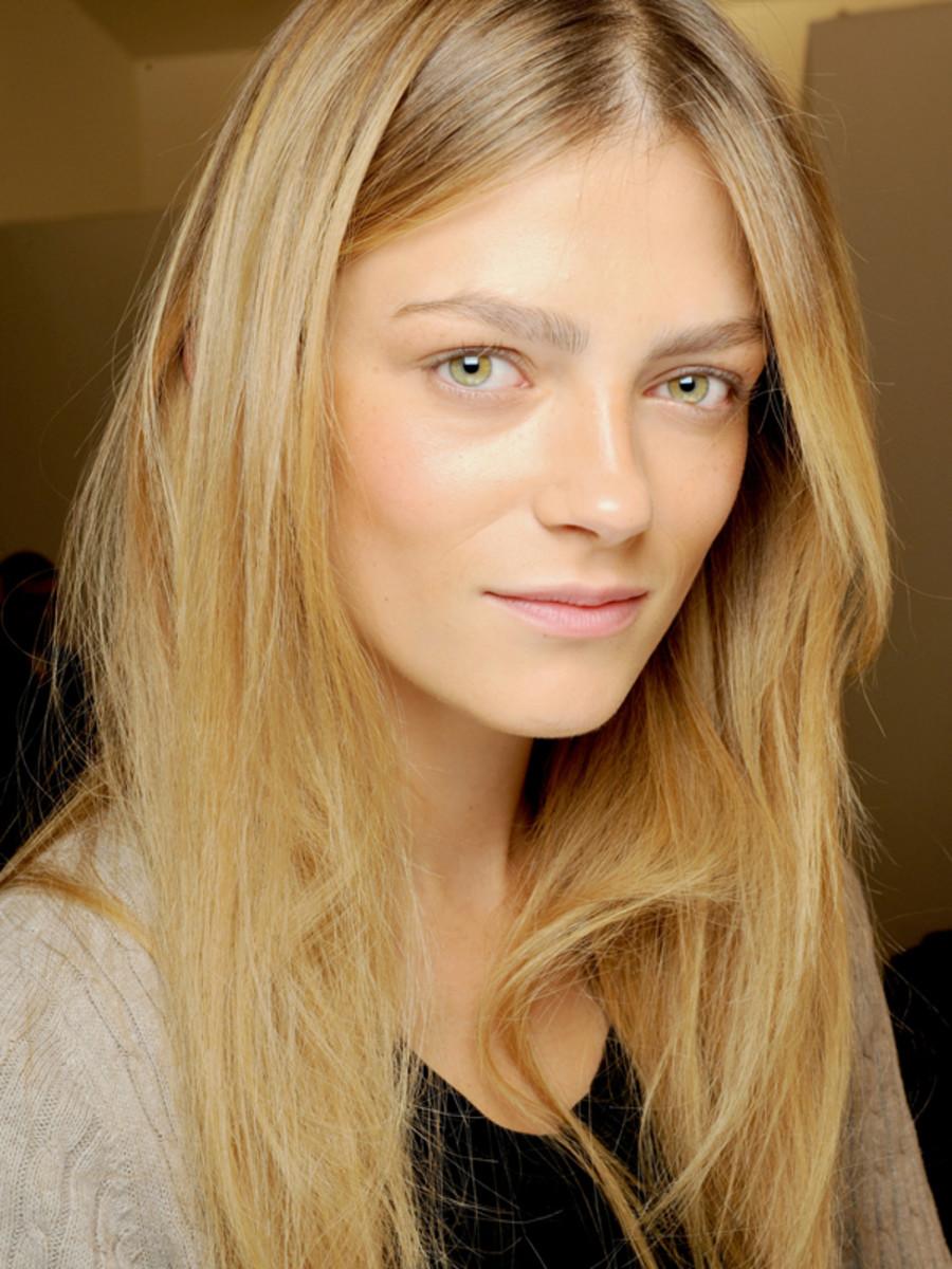 Ralph Lauren - Spring 2011 hair