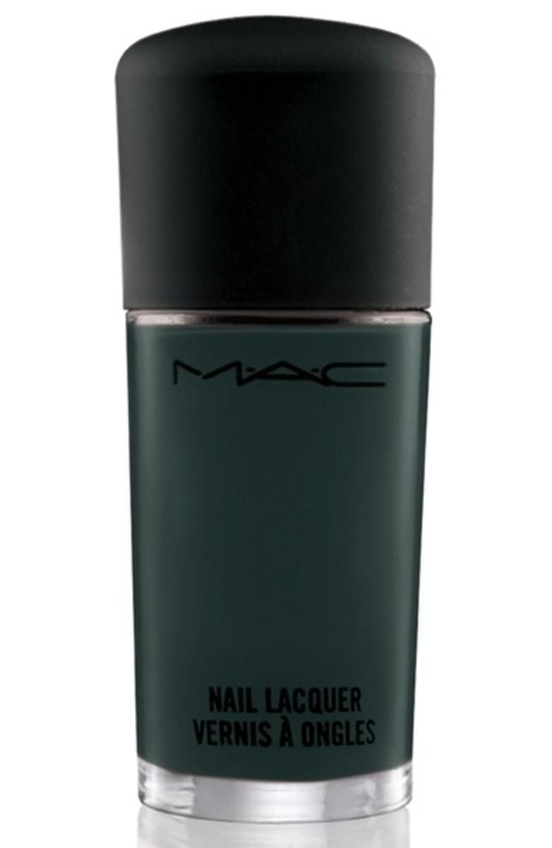 MAC Nail Lacquer in Deep Sea