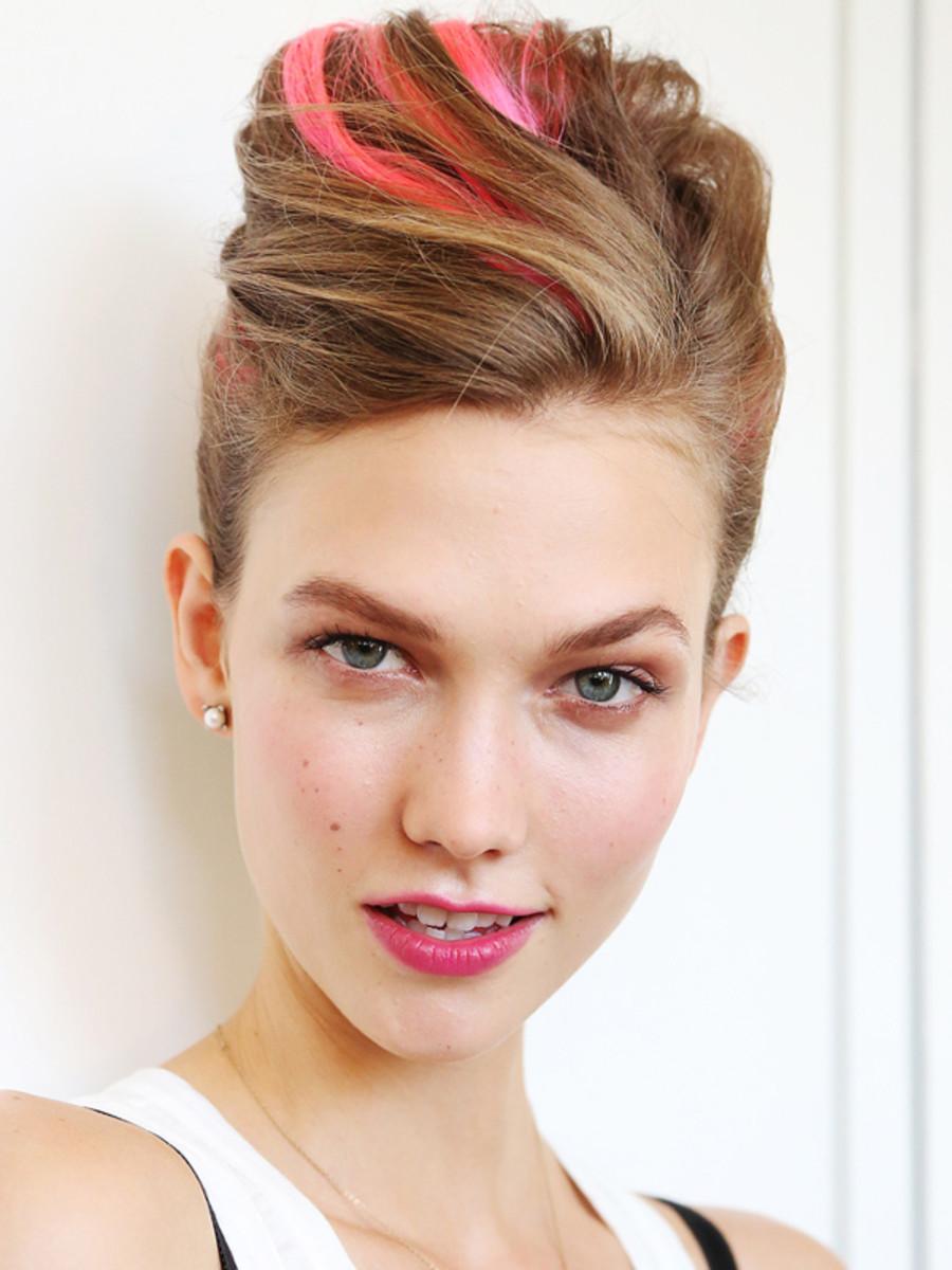 Oscar de la Renta - Spring 2013 makeup