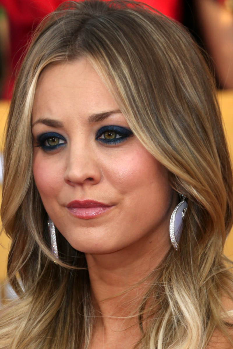 Kaley Cuoco, SAG Awards, 2014