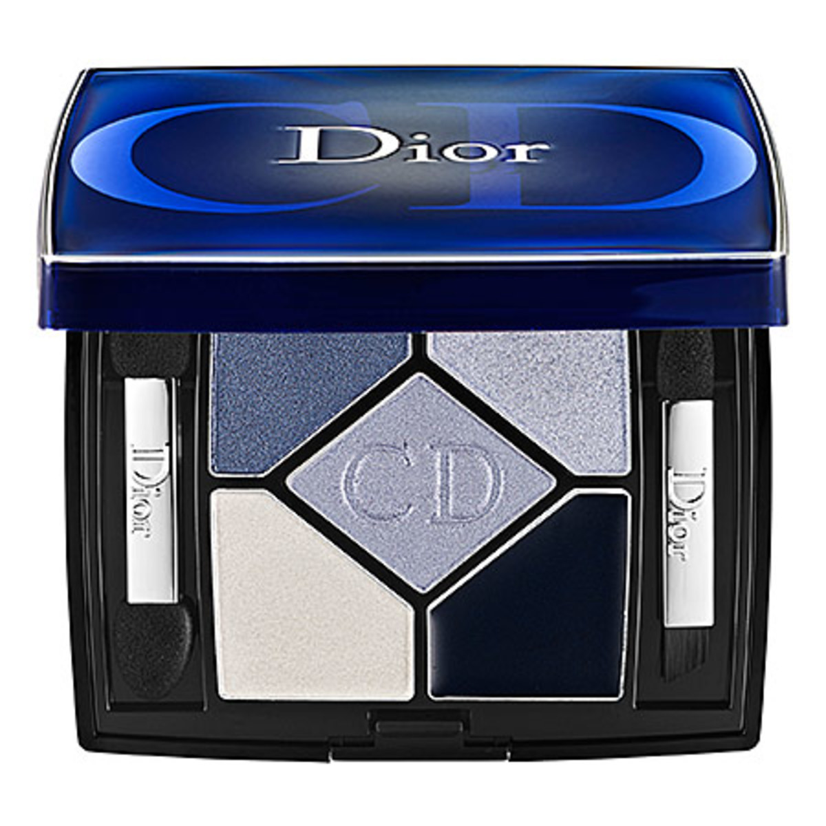 Dior 5-Colour Designer All-In-One Artistry Palette in Navy Design
