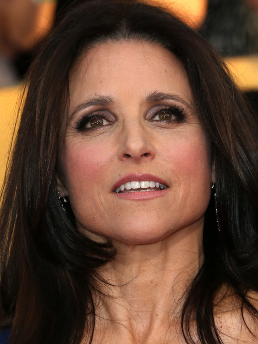 Julia Louis-Dreyfus, SAG Awards, 2014