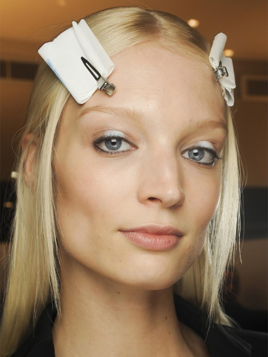 Emilio Pucci - Spring 2013 makeup