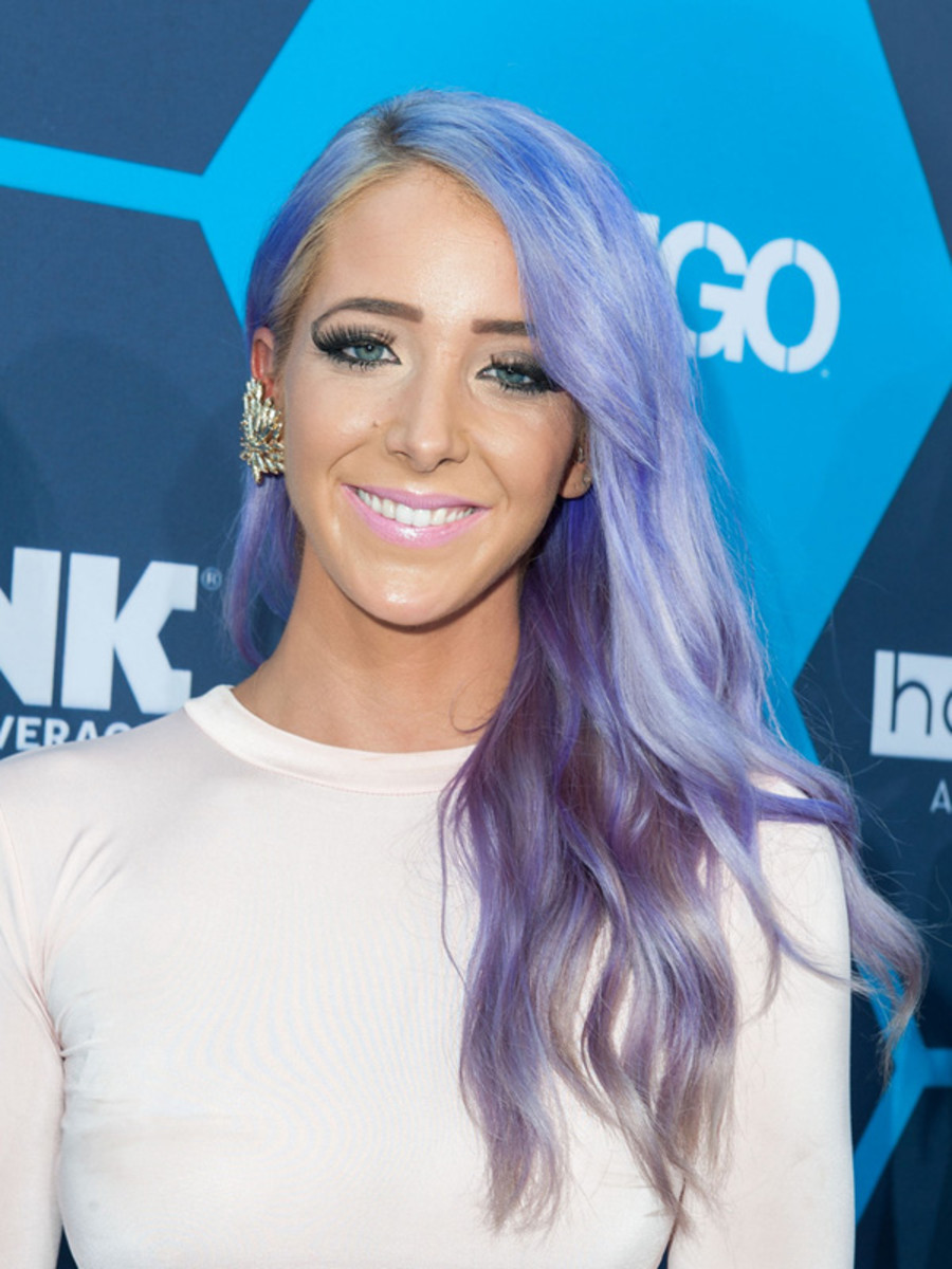Jenna Marbles, Young Hollywood Awards, 2014