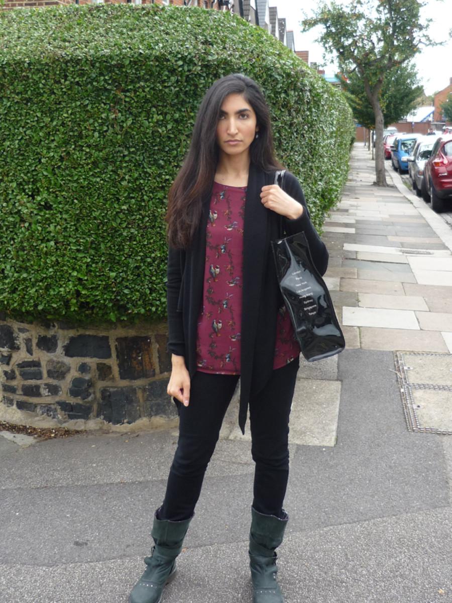 Hair consultation - Zeenat