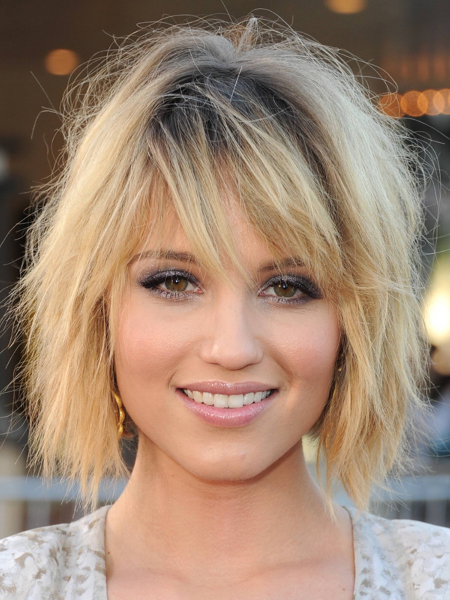 Dianna-Agron-bob-hairstyle