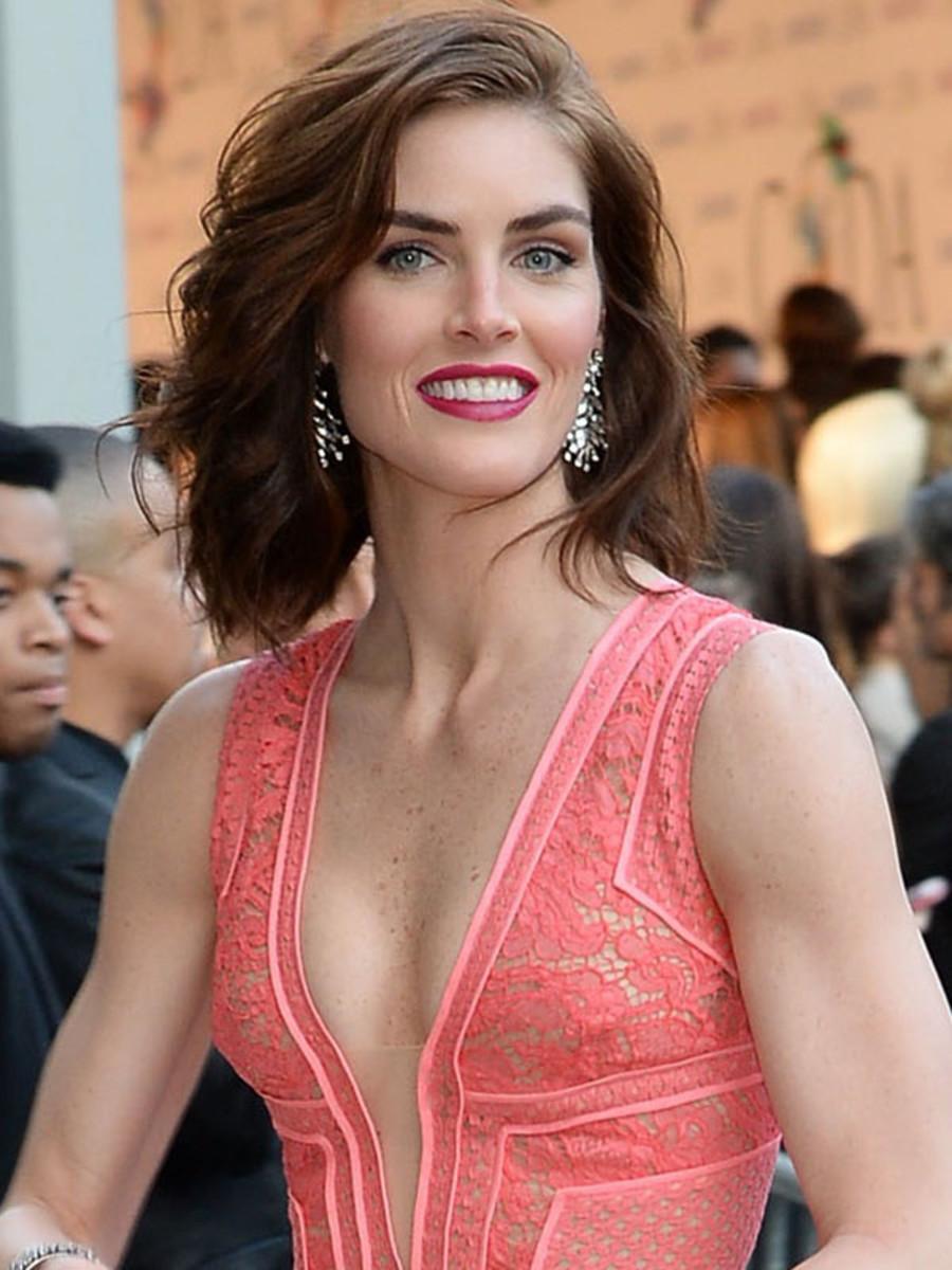 Hilary Rhoda, CFDA Fashion Awards 2014