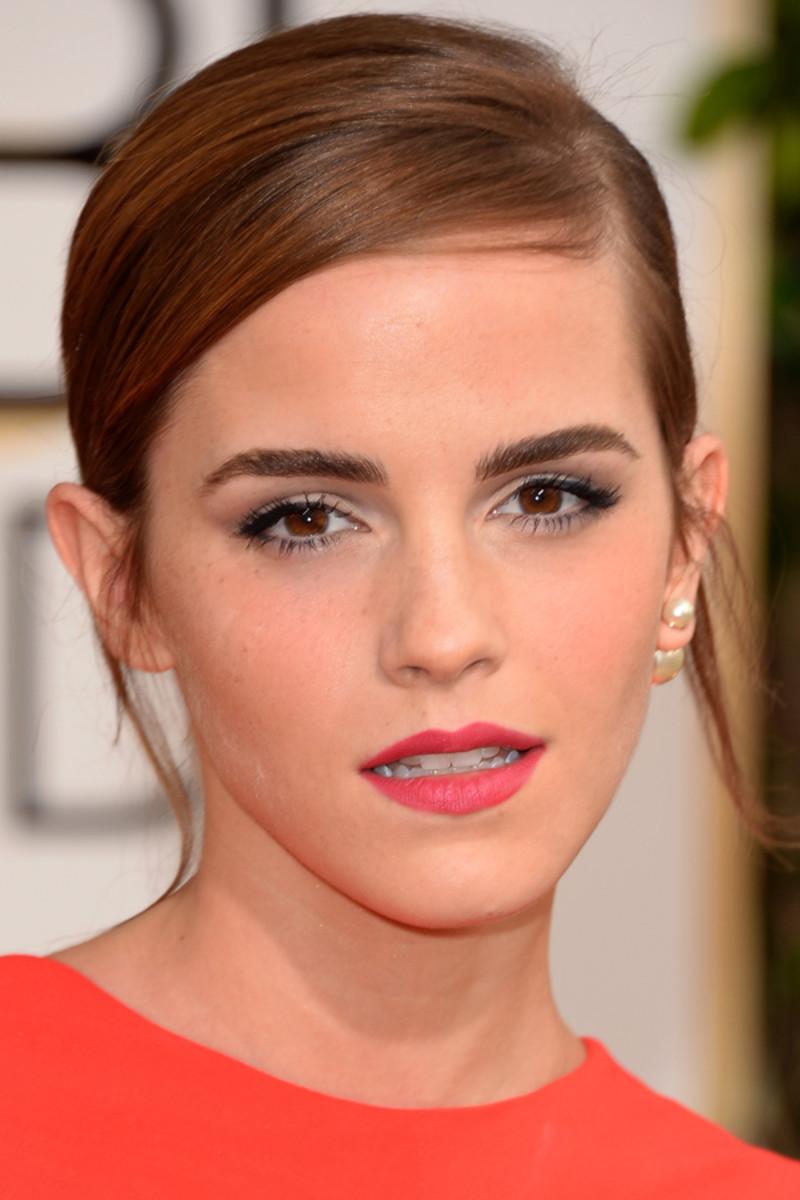 Emma Watson, Golden Globes Awards, 2014