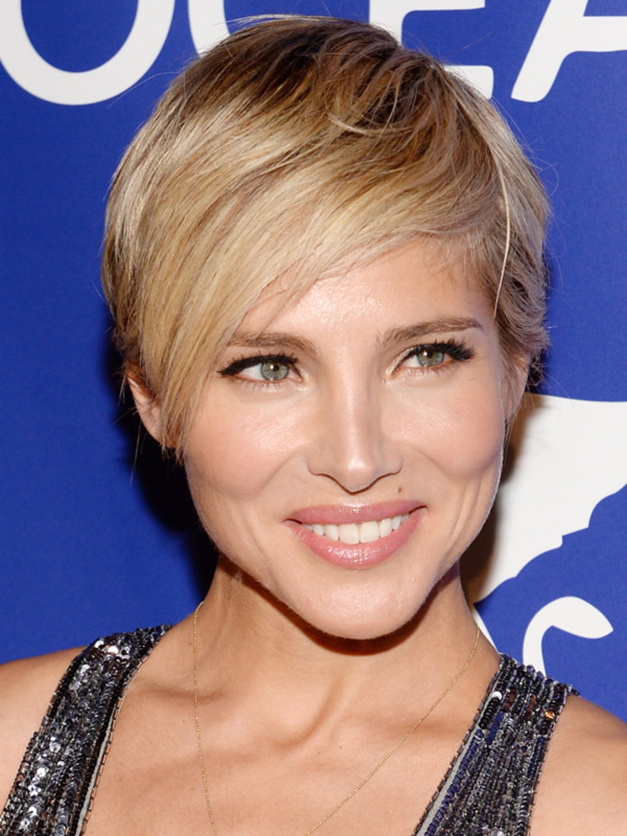 Elsa Pataky Has The Best Short Haircut I've Ever Seen