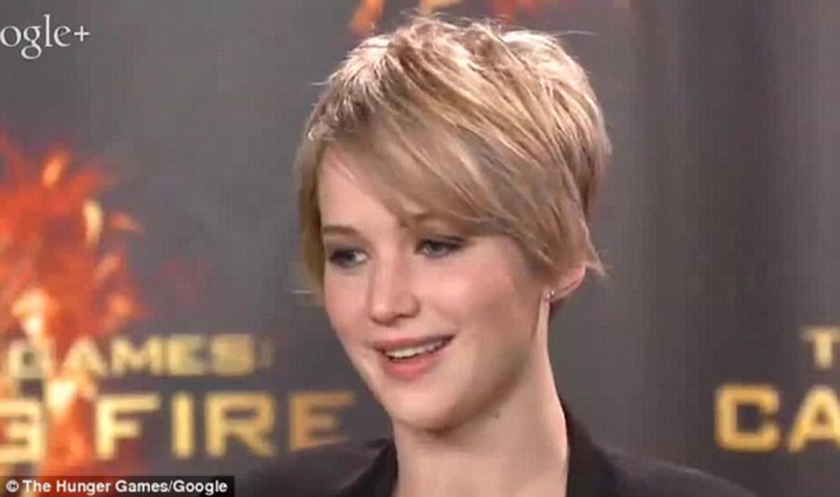 Jennifer Lawrence short hair (2)