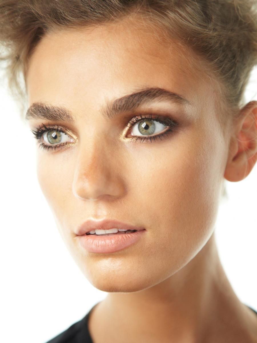 L'Wren Scott - Spring 2012 makeup