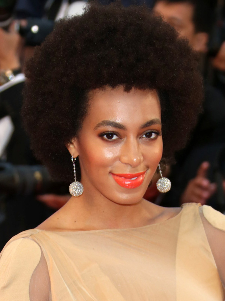 Solange Knowles - Opening Ceremony, Cannes 2013