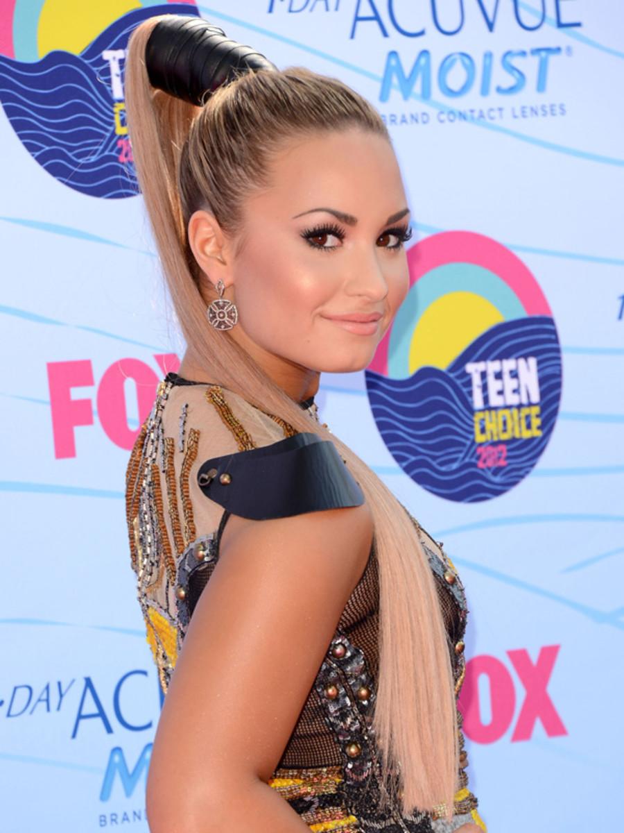 Teen Choice Awards 2012 - Demi Lovato