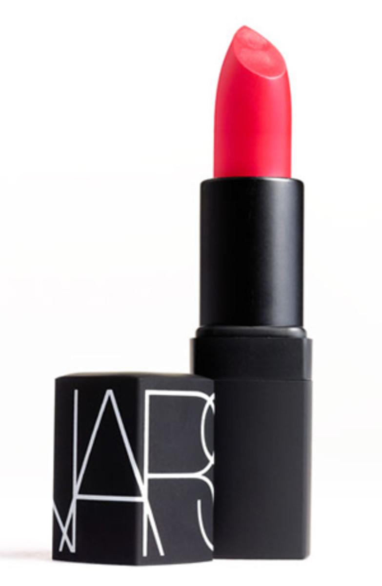 NARS Lipstick in Jungle Red