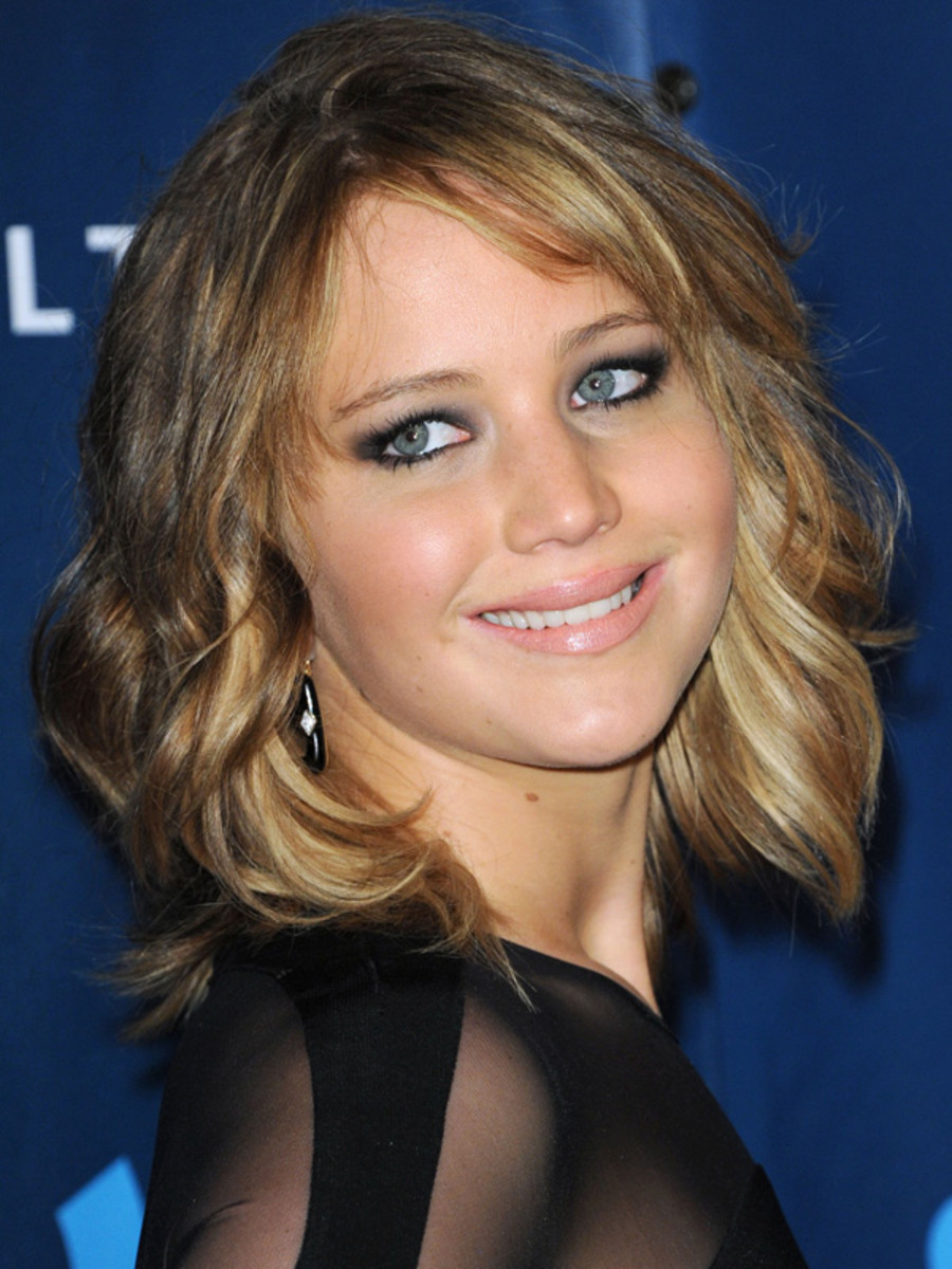 Jennifer Lawrence - GLAAD Media Awards, April 2013