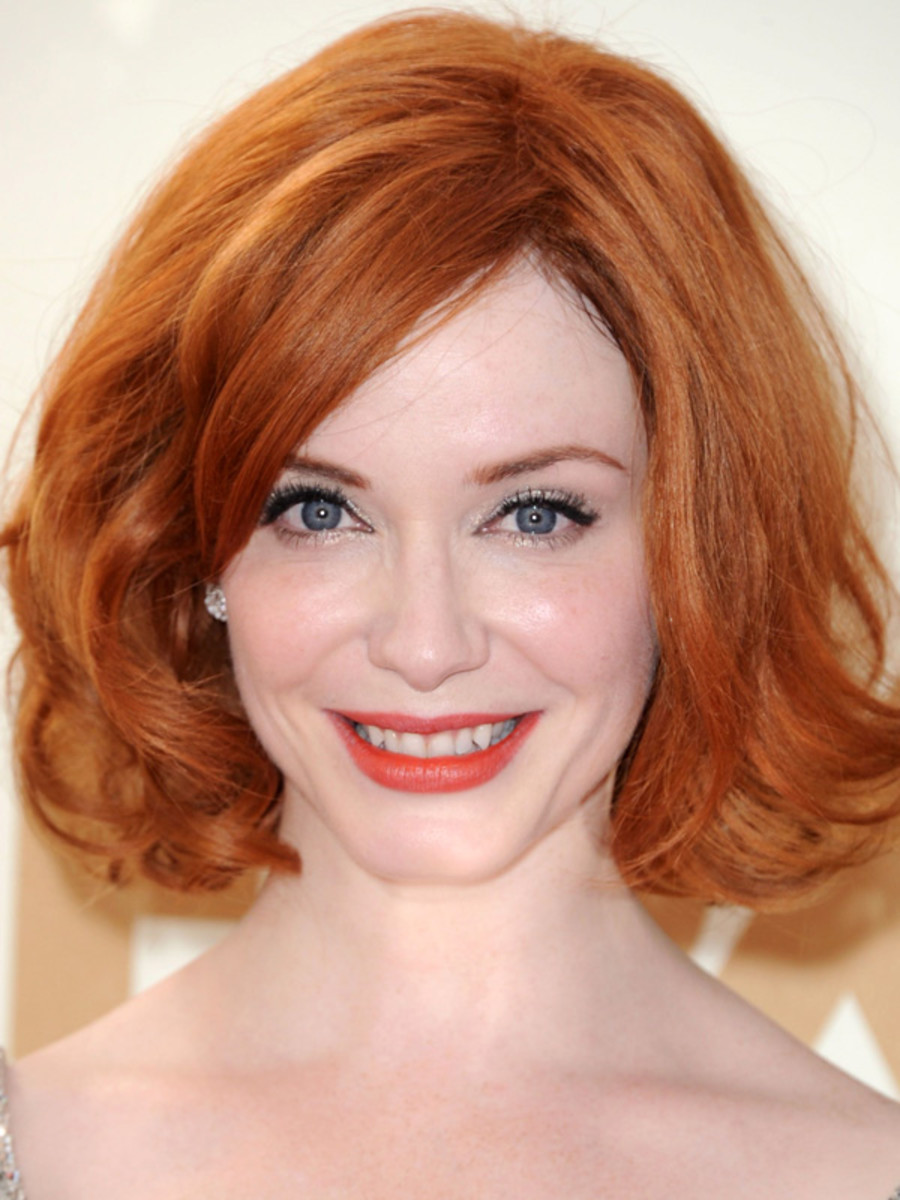 Christina Hendricks, Emmy Awards, 2011