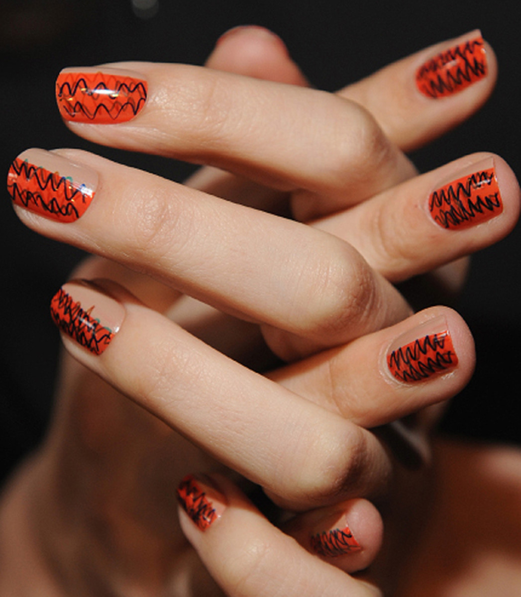 Creatures of the Wind - Fall 2013 nails (5)