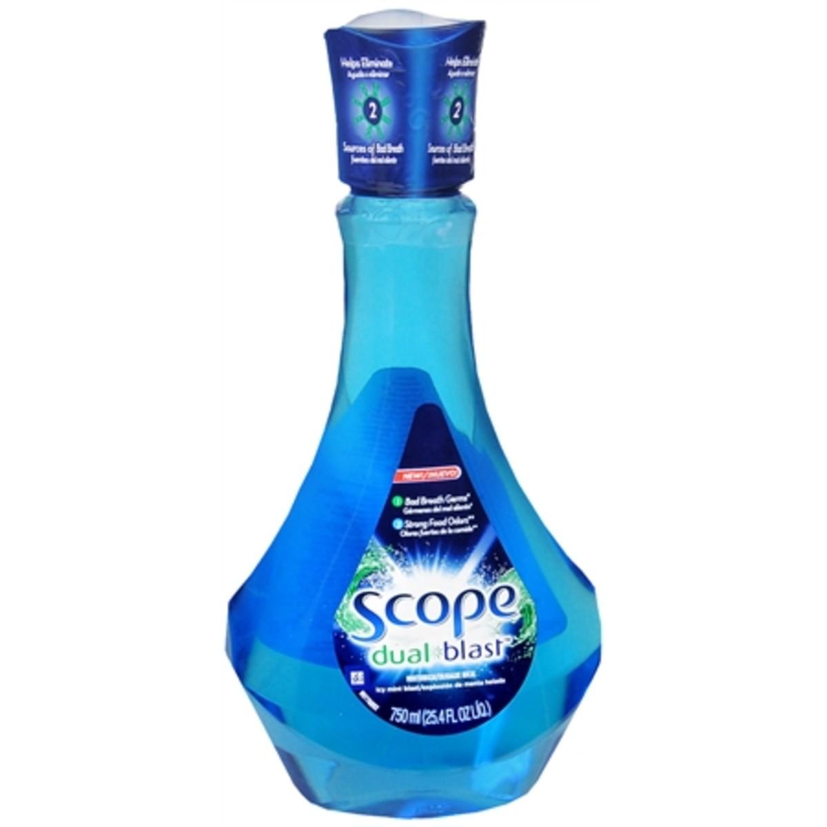 Scope-Dual-Blast-Mouthwash