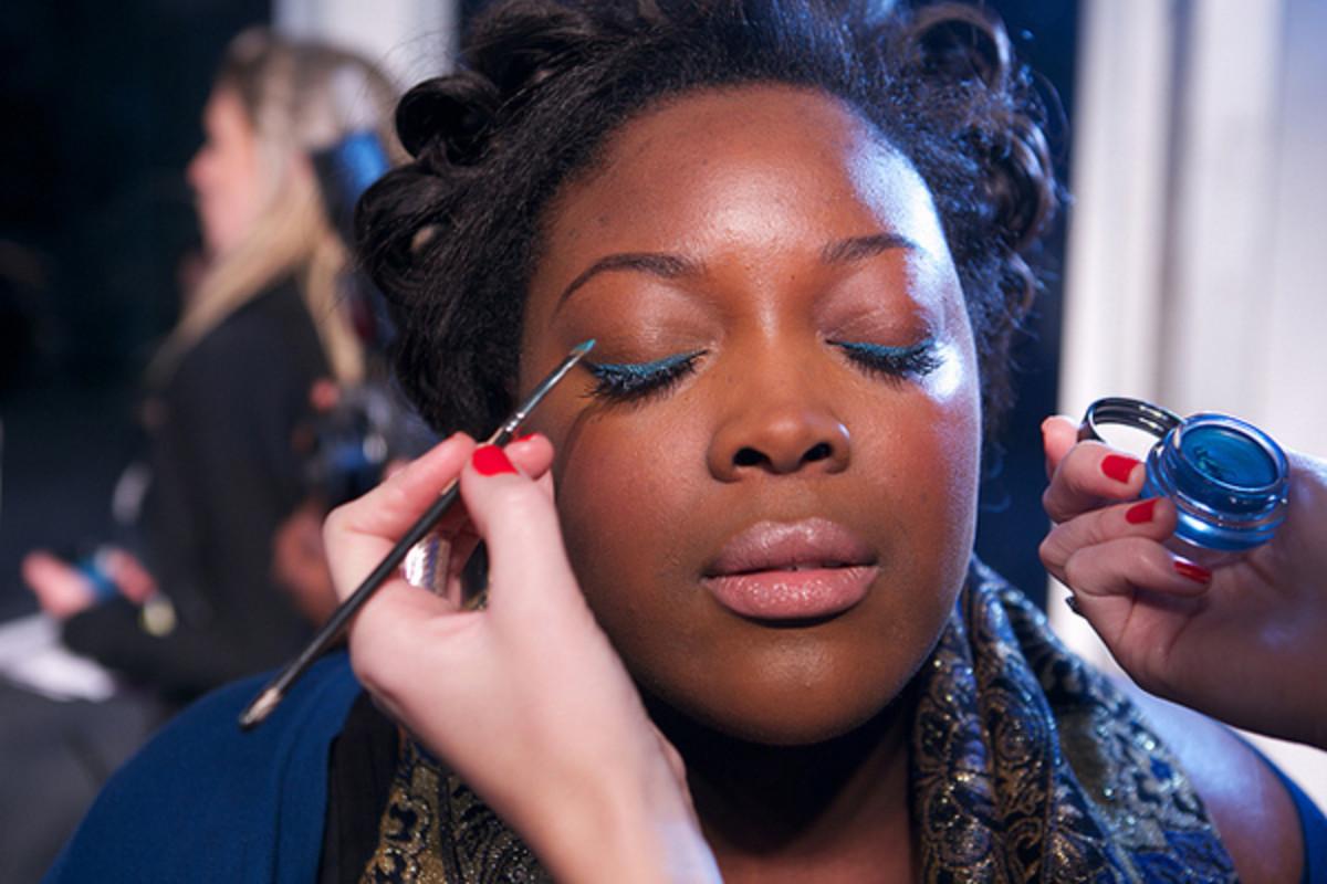 Allistyle - Spring 2013 makeup