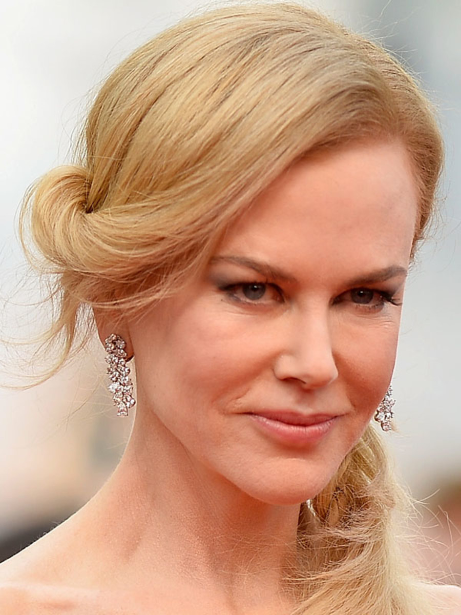 Nicole Kidman, Grace of Monaco screening, Cannes 2014