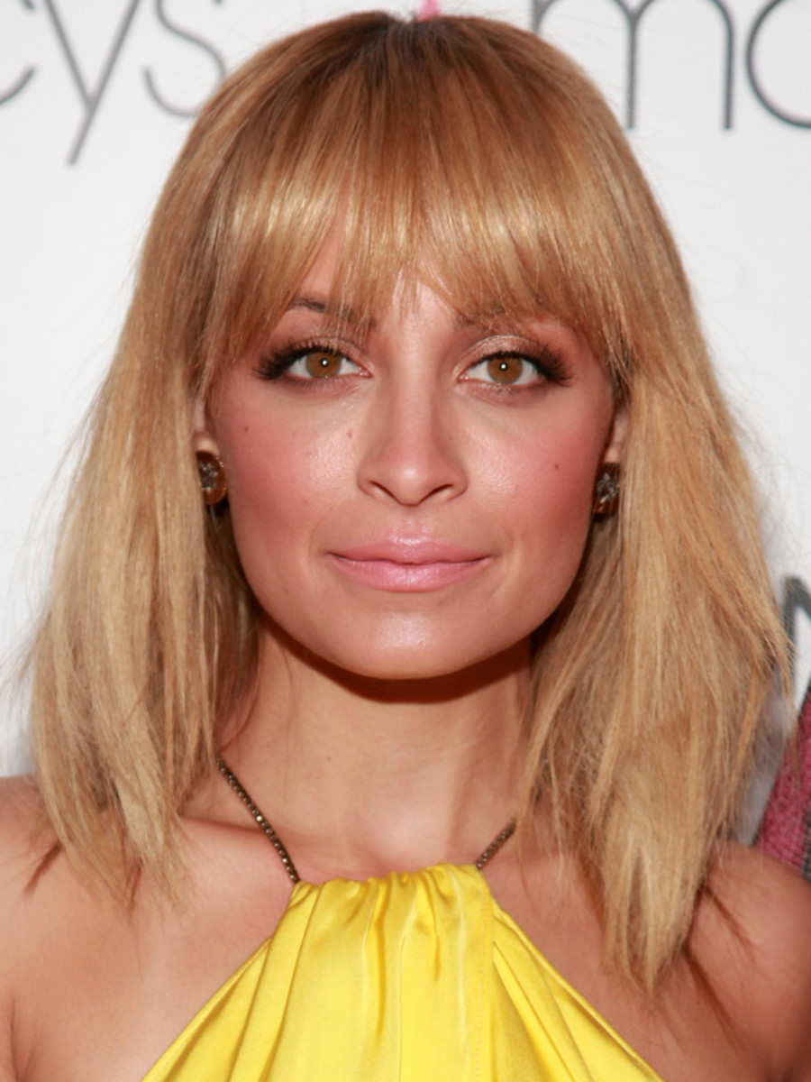 Nicole Richie - Macys Fashion Star celebration, 2012