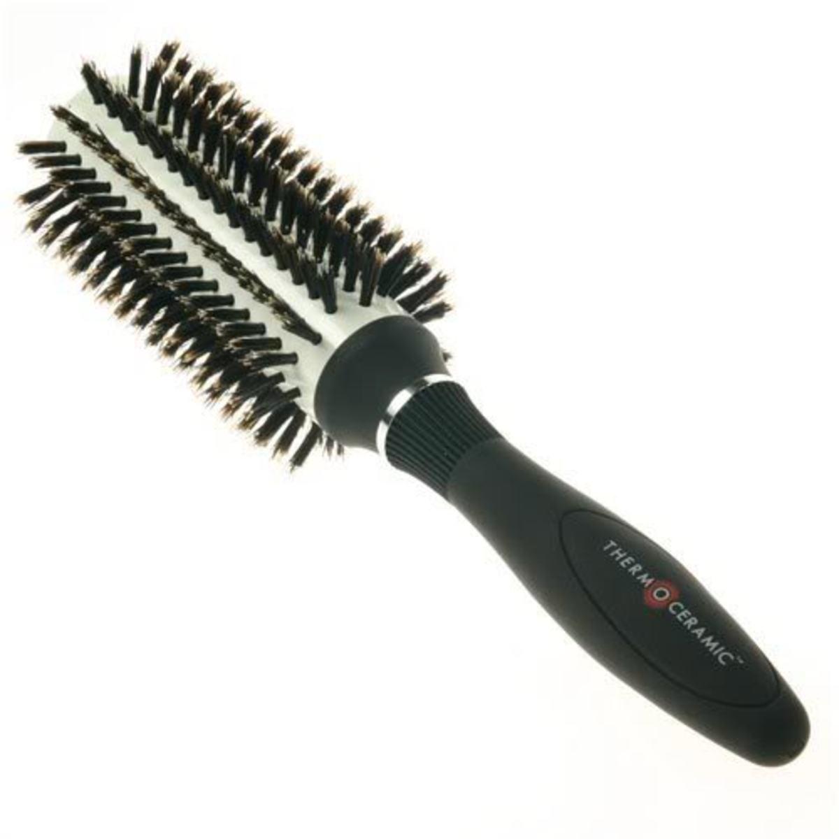 Denman-round-brush