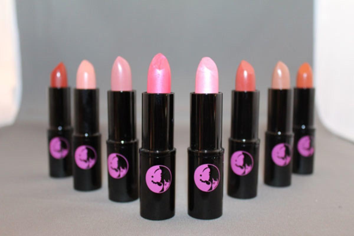 Lippy Girl Vegocentric Vegan Lipstick