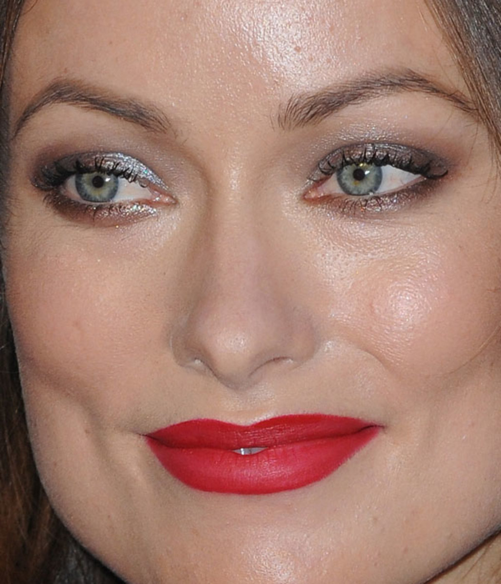 Olivia Wilde - Rush world premiere, London, September 2013 (close-up)