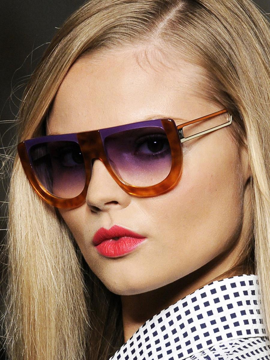 Fendi - Spring 2011 sunglasses