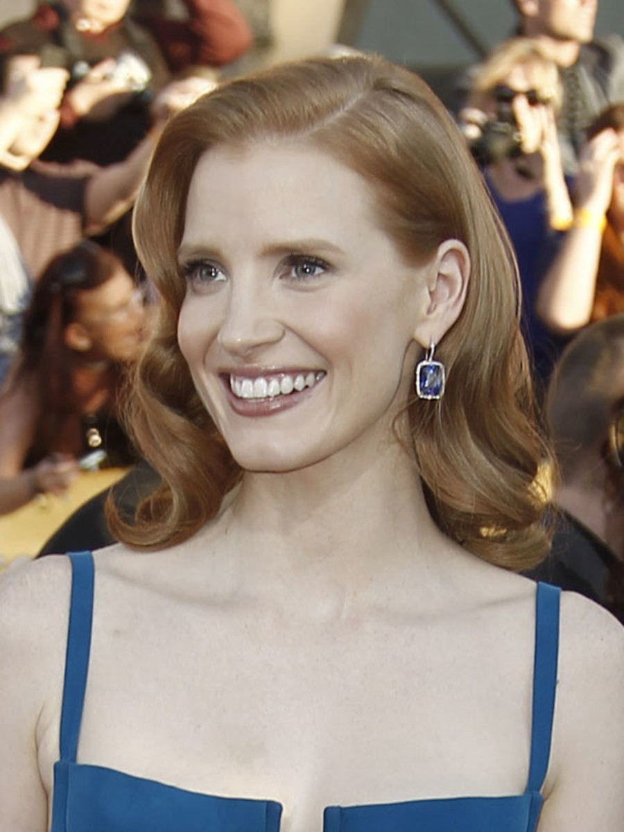SAG-Awards-2012-Jessica-Chastain