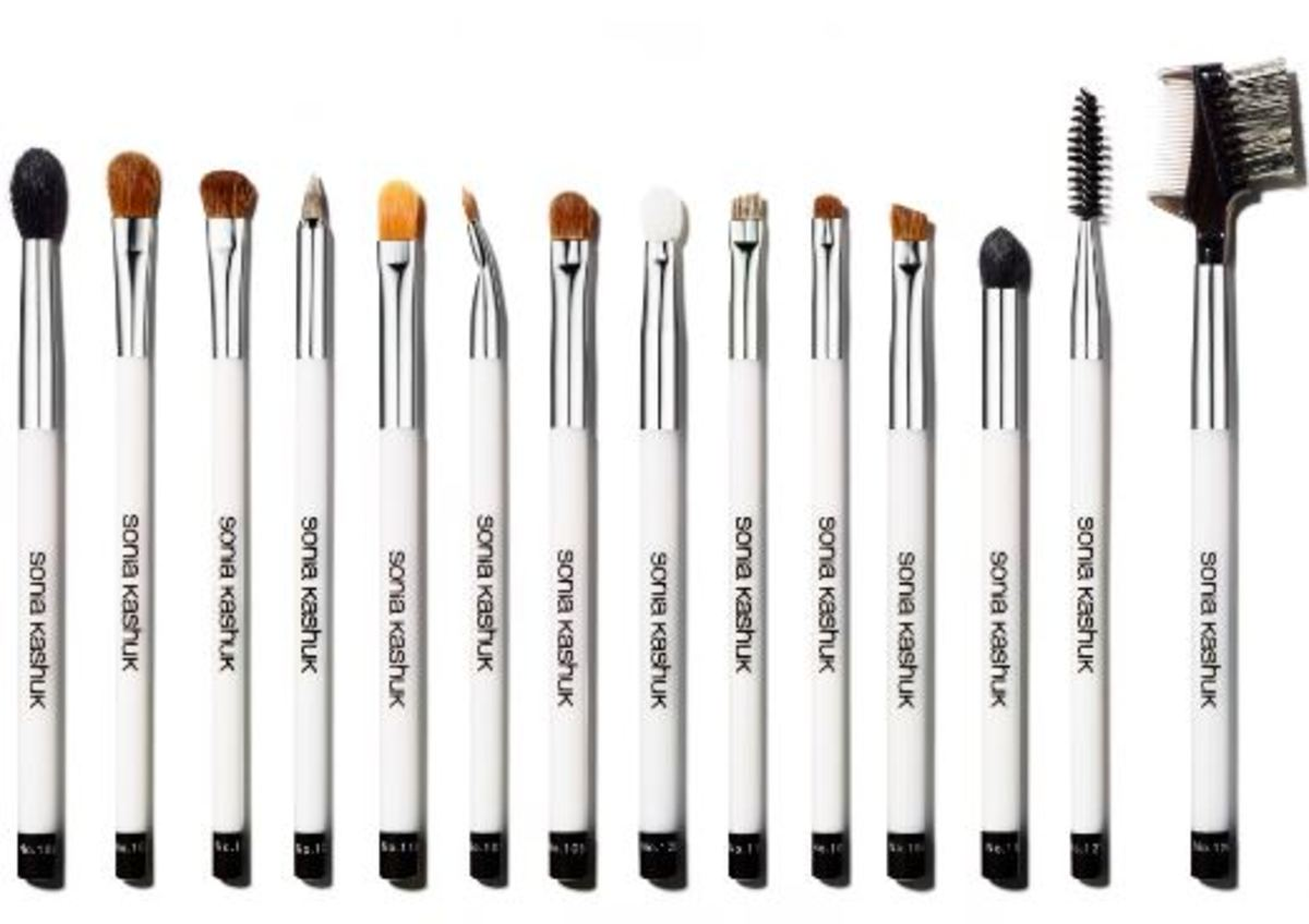 Sonia Kashuk Core Brushes