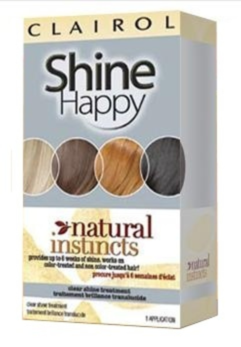 Clairol Shine Happy