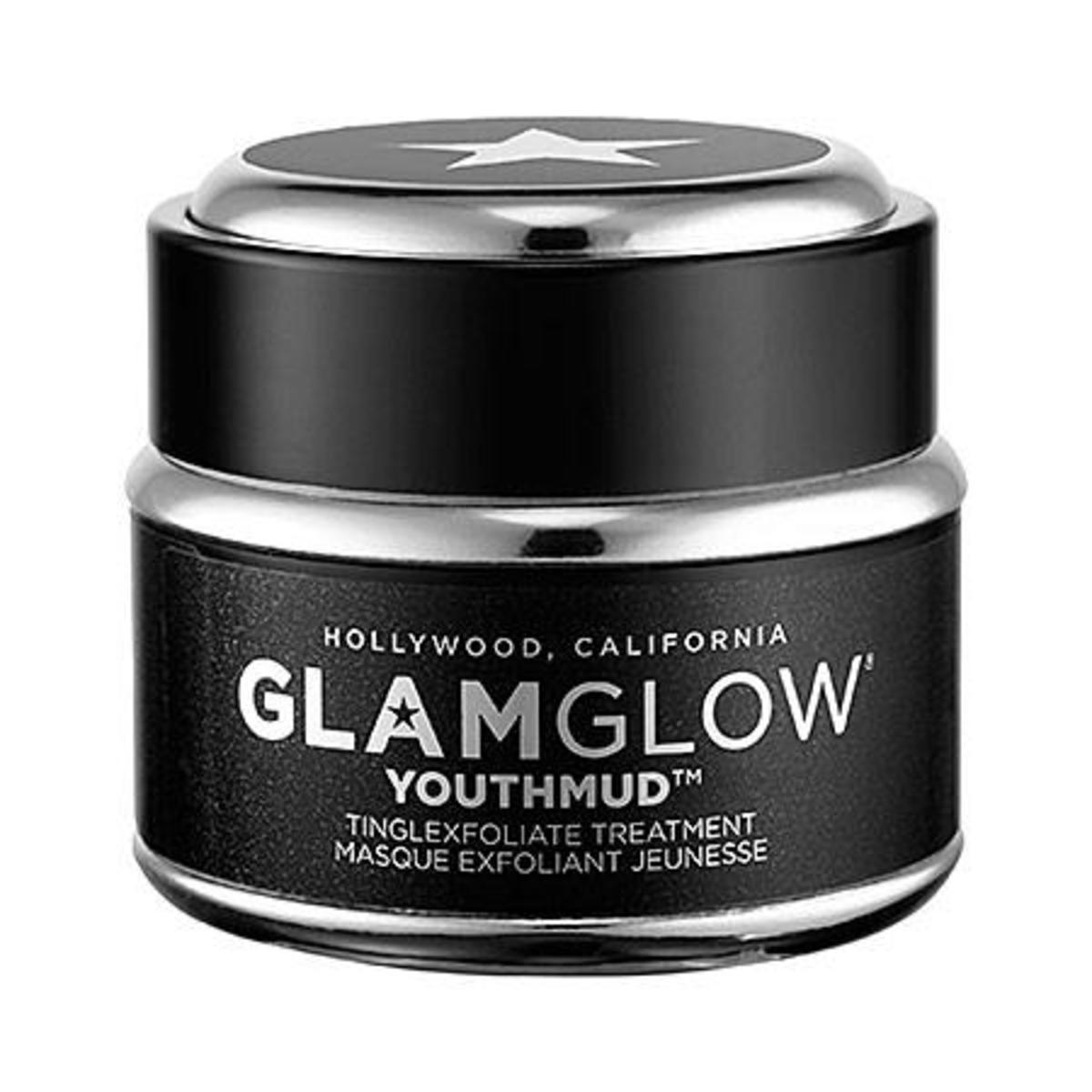 GlamGlow Youth-Mud Tinglexfoliate Treatment