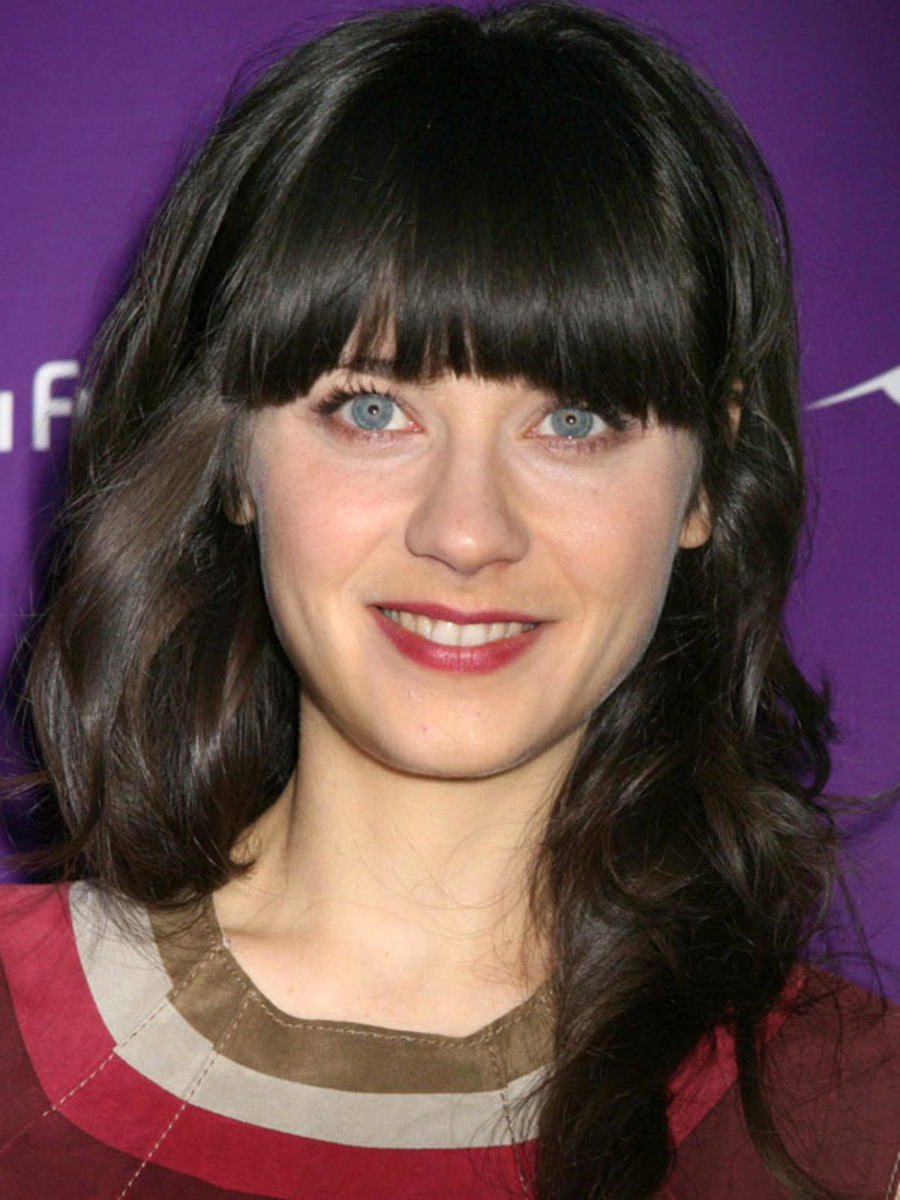 Zooey Deschanel, Sci Fi Channel Upfront party, 2007
