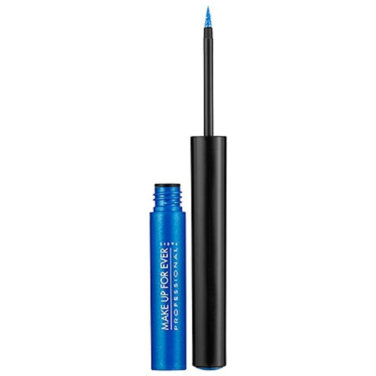 Make Up For Ever Aqua Liner in 5 Diamond Turquoise Blue
