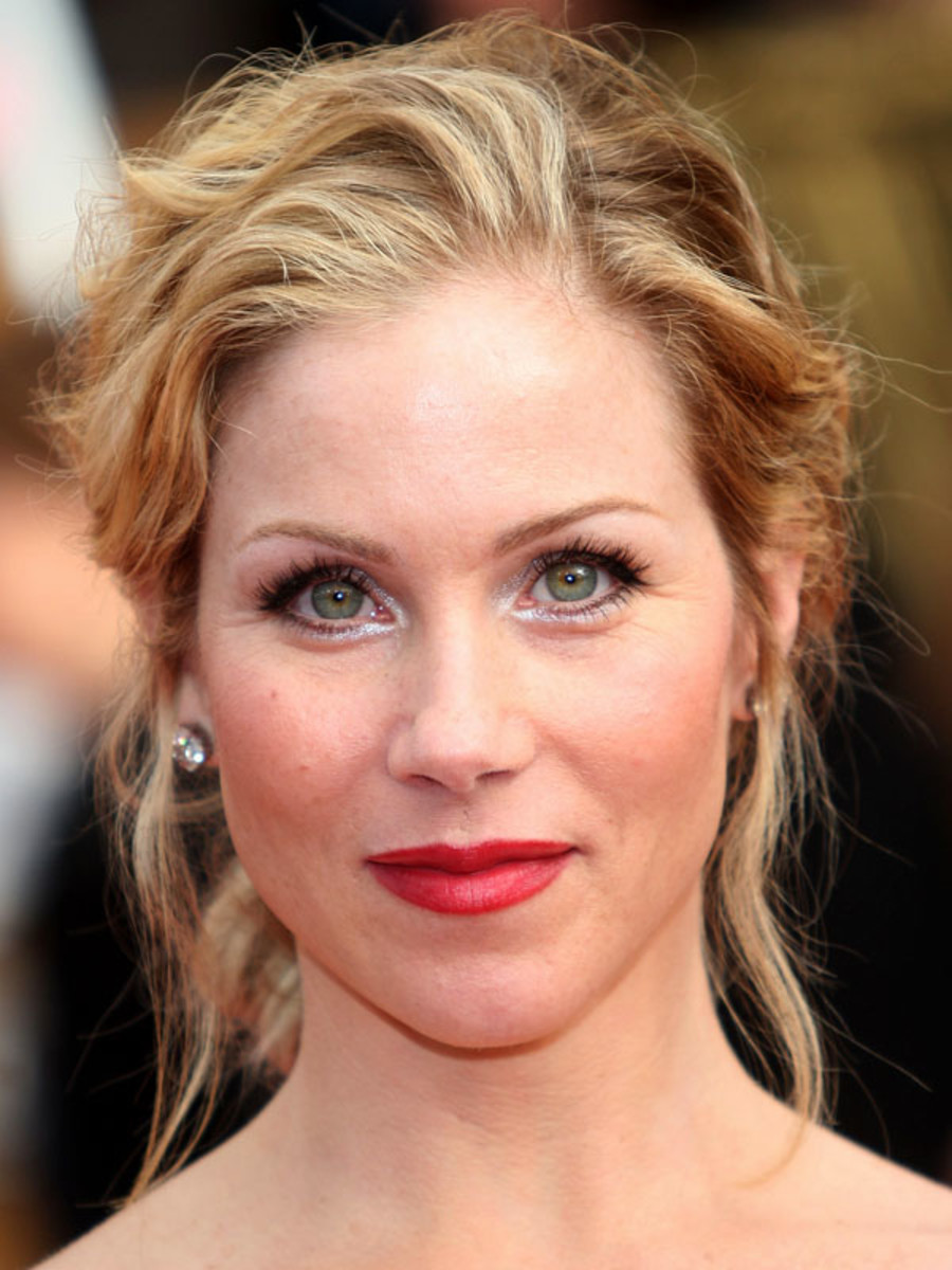 Christina Applegate, Before and After - Beautyeditor Christina Applegate
