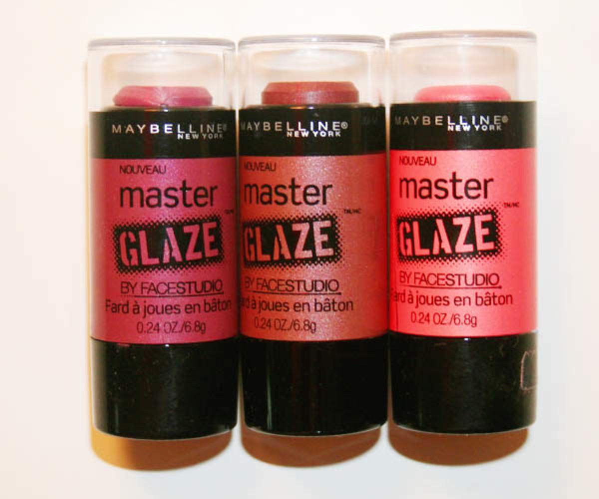 Maybelline Master Glaze Blush (1)